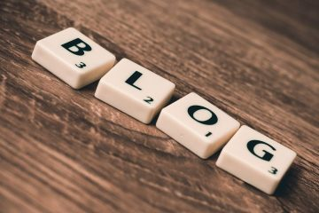 A small business blog helps boost SEO